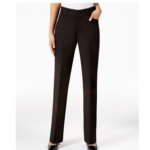 LEE Madelyn Straight-leg Trouser
